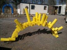 Honey_Bee_Sculpture_Landworks_Plymouth_Uni_Degree_Show_2014_sarah_jane_hodge_07