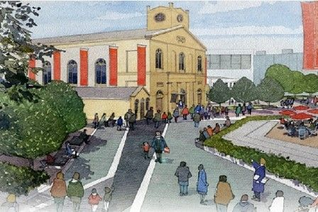 Young Explainers with Plymouth City Museum and Art Gallery's Heritage Lottery Fund bid