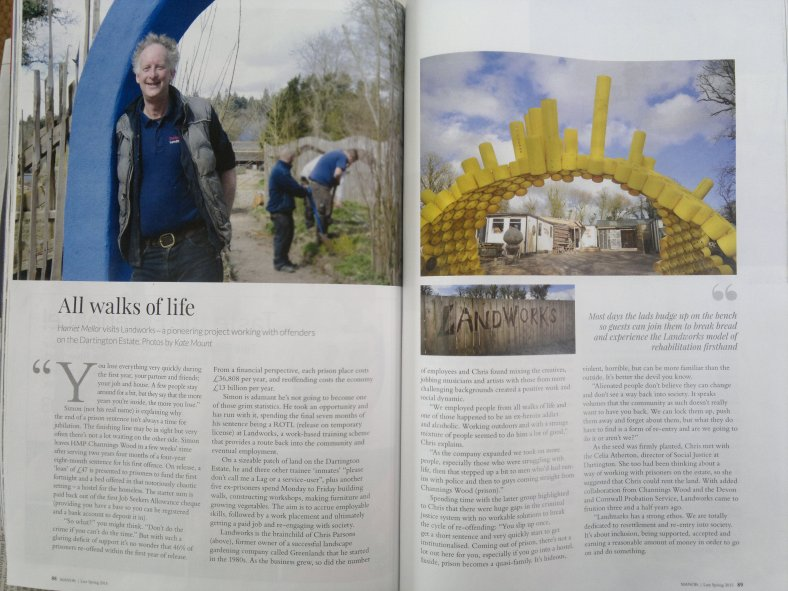 'Fragments of Society' in MANOR magazine - late spring issue.