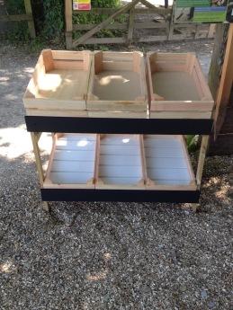 Trays 1 small
