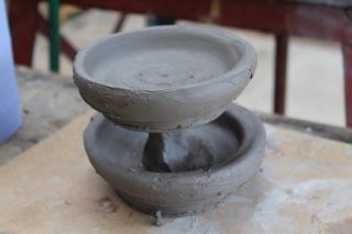 pot stack close-up small