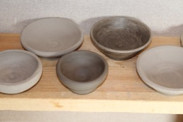 lovely clay pots small