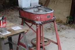 potters wheel 1 small