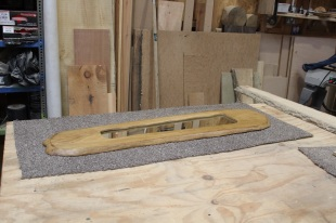 George mirror in workshop 1 (small)