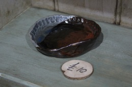 brown bowl small