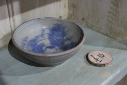 rustic bowl small